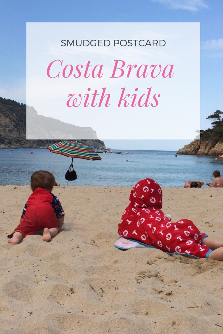 Costa Brava with kids