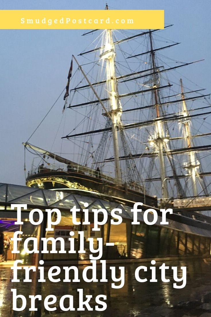 citybreaks with kids, family friendly city breaks, holiday tips
