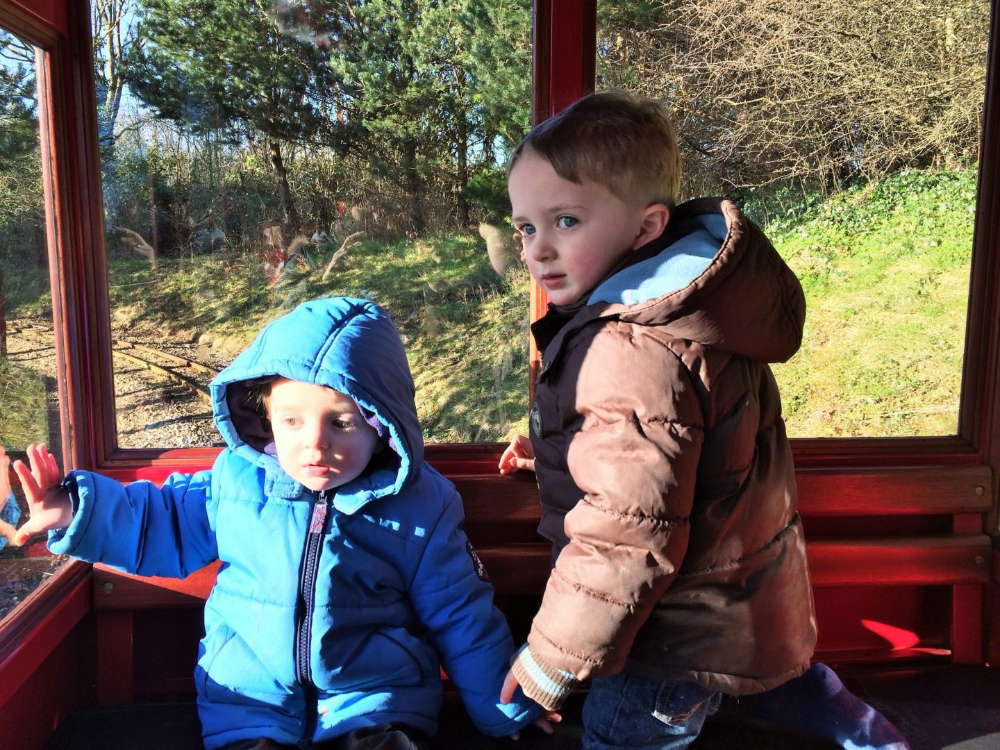Perrygrove Railway, Forest of Dean holidays, family short break