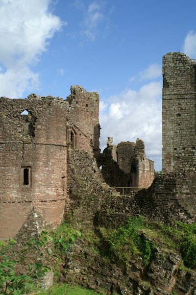 Goodrich Castle, Forest of Dean