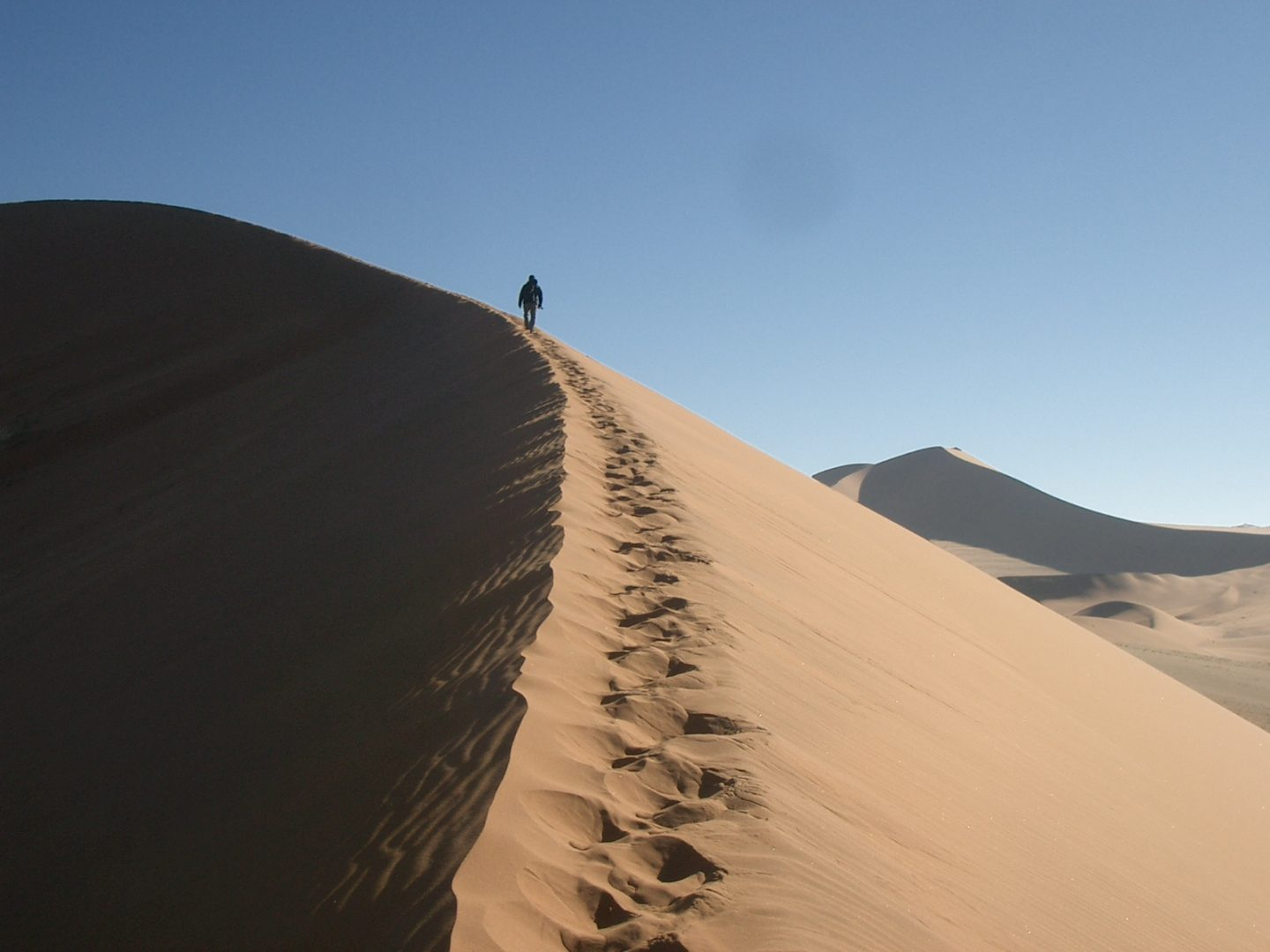 Namibia road trip with teenagers, Sossusvlei sand dunes