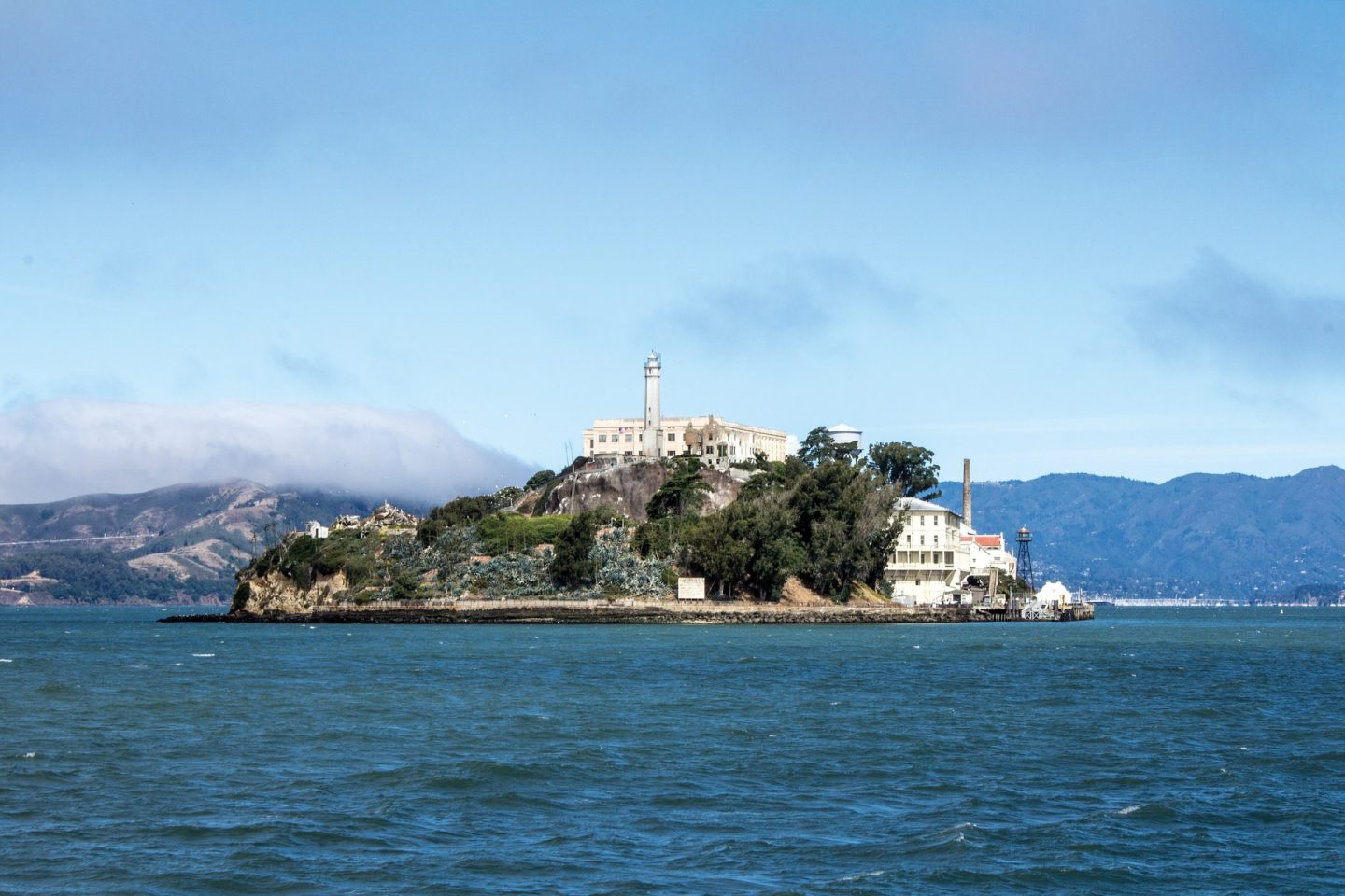 Alcatraz holidays with teenagers
