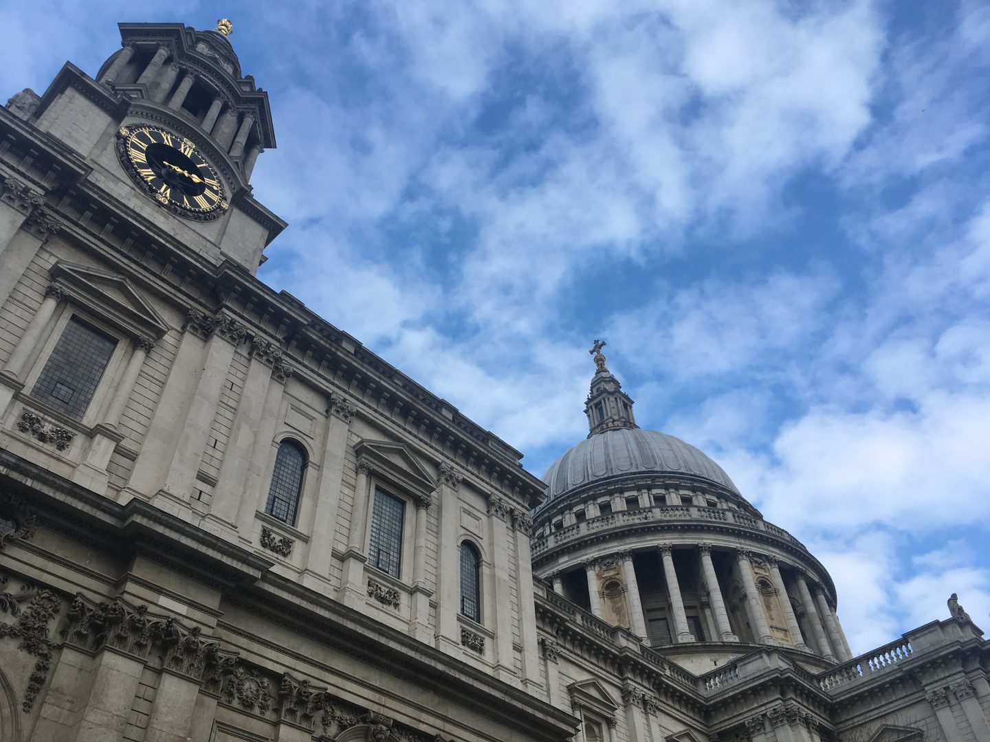 A Trip to St Paul's Cathedral