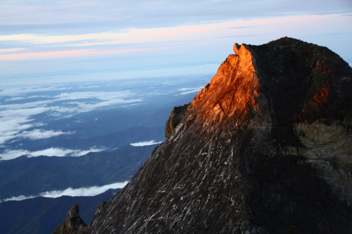 Mt Kinabalu, Borneo, family holiday with teenagers