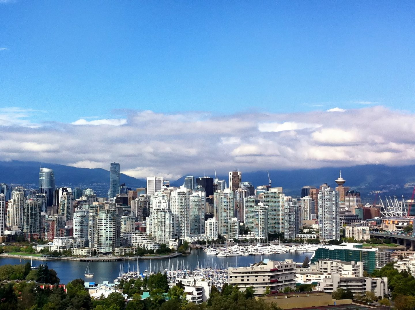 Vancouver city, holidays with teenagers