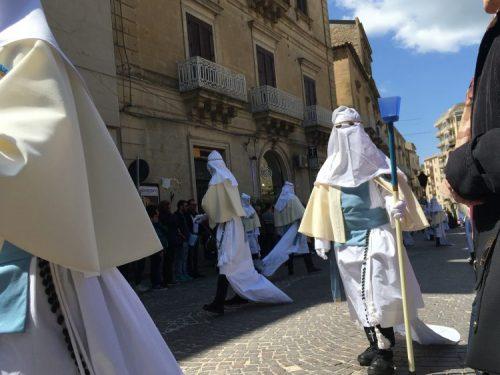 Settimana Santa, Enna, Sicily