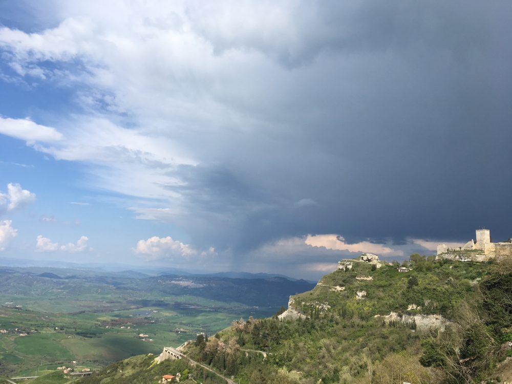 Sicily road trip, central sicily, near Enna