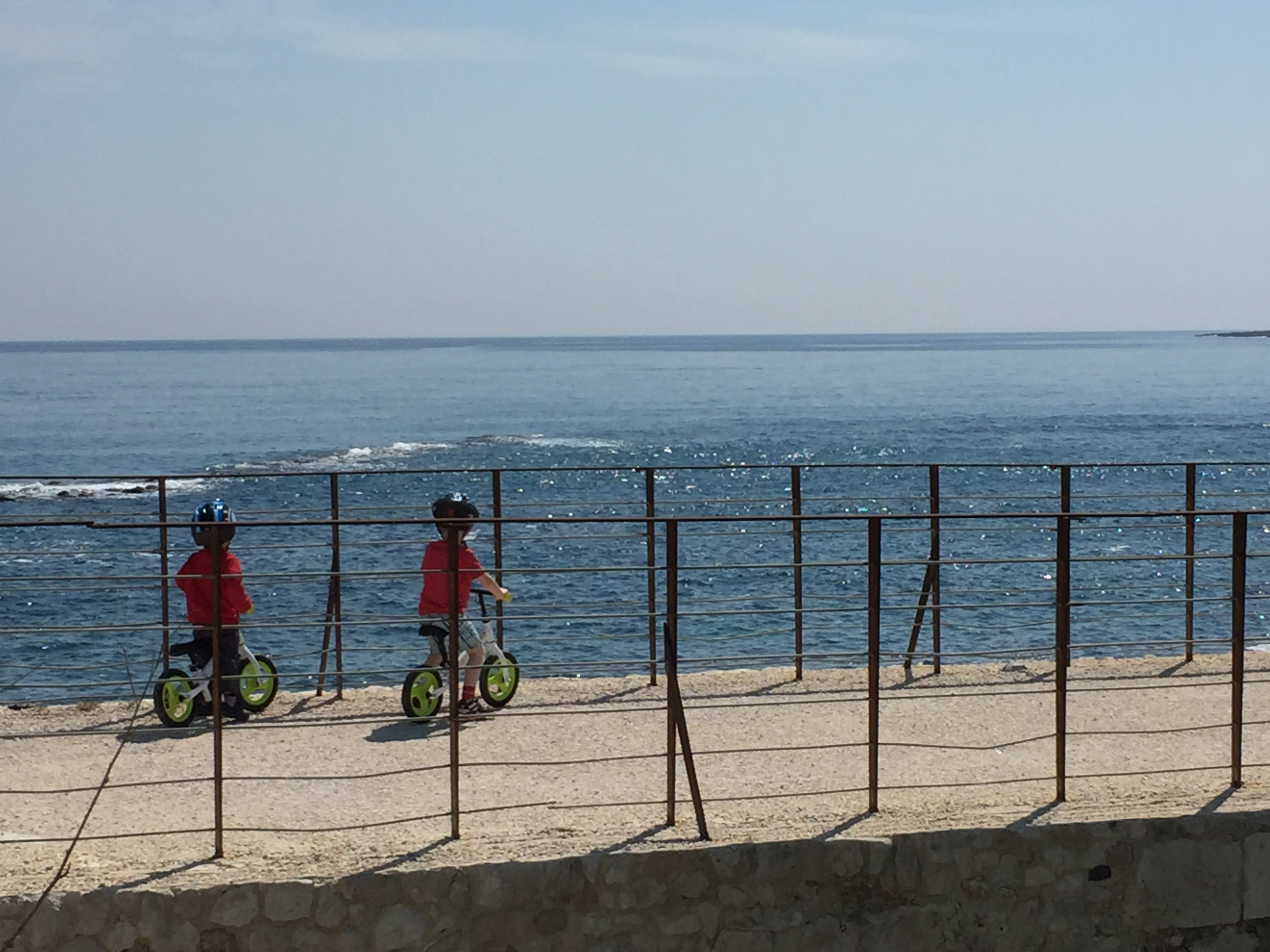 Sicily with kids