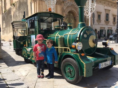 Sicily with kids, italy road trip