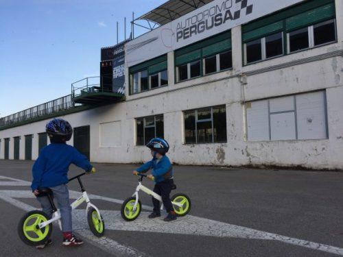 road trip through Sicily with kids: Autodromo di Pergusa, near Enna