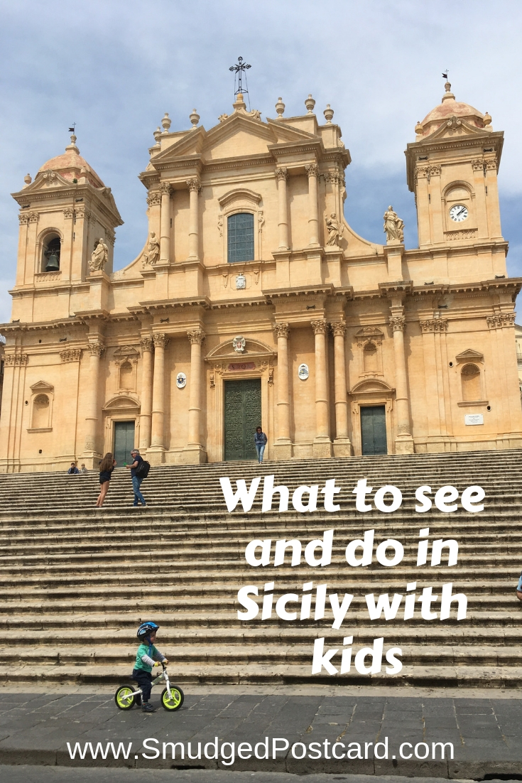 What to see and do in Sicily with kids