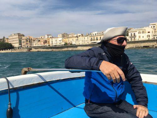 Syracuse sicily boat trip ortigia