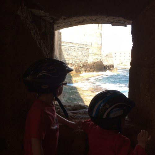 Siracusa castello maniace ortigia, things to do in syracuse with kids