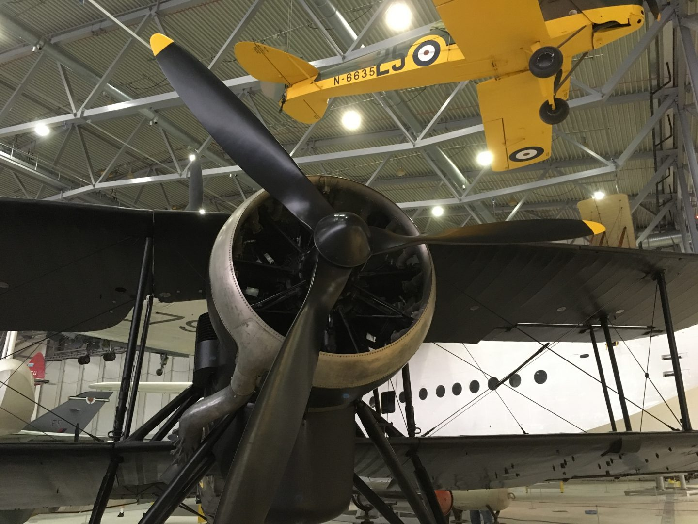 Duxford Imperial War Museum: review