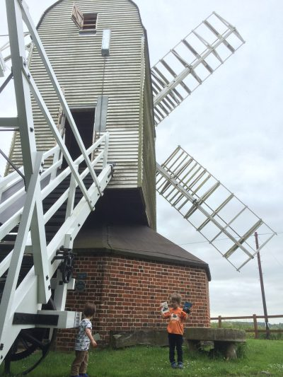 Cheap days out near Hertford: Cromer windmill