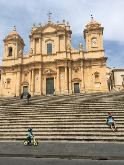 easter family holiday ideas, sicily road trip, family trip to sicily, noto
