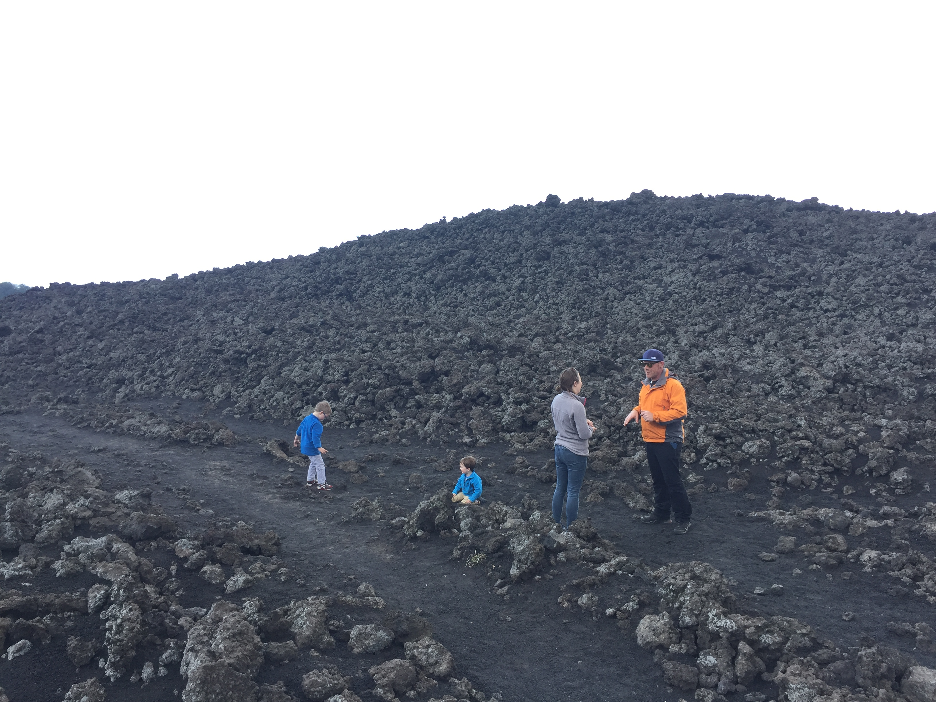 Guided tour of Mount Etna