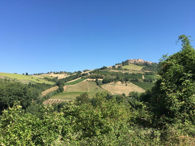 Montedinove Le Marche Italy