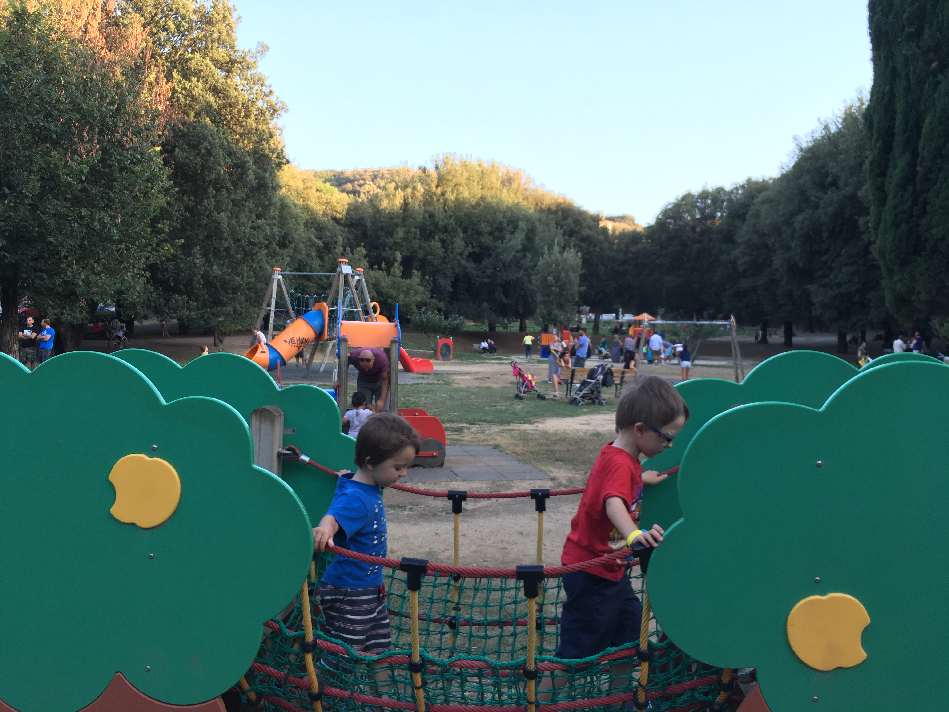 Frascati playground