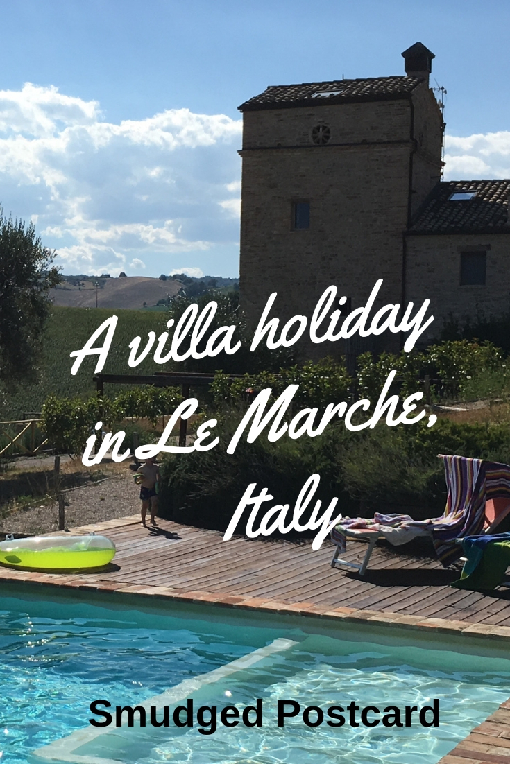 A family villa holiday in Le Marche, Italy