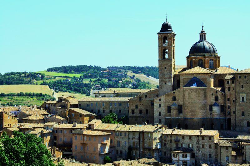 Urbino, Le Marche Italy
