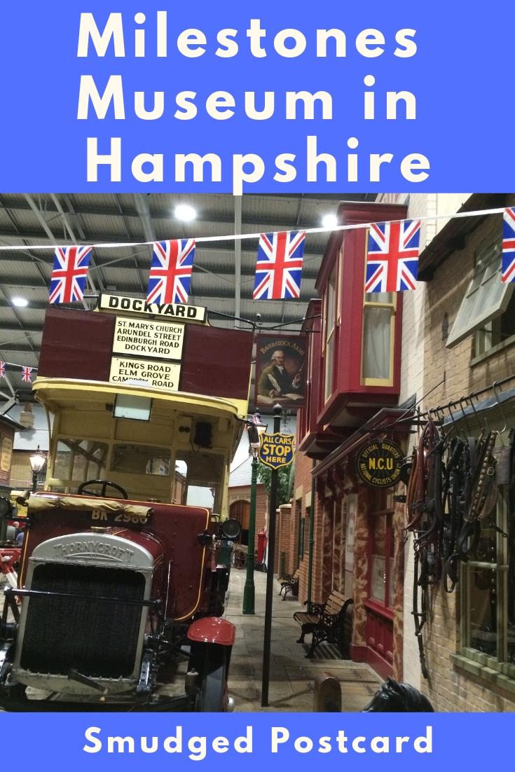 Visiting Milestones Museum in Hampshire