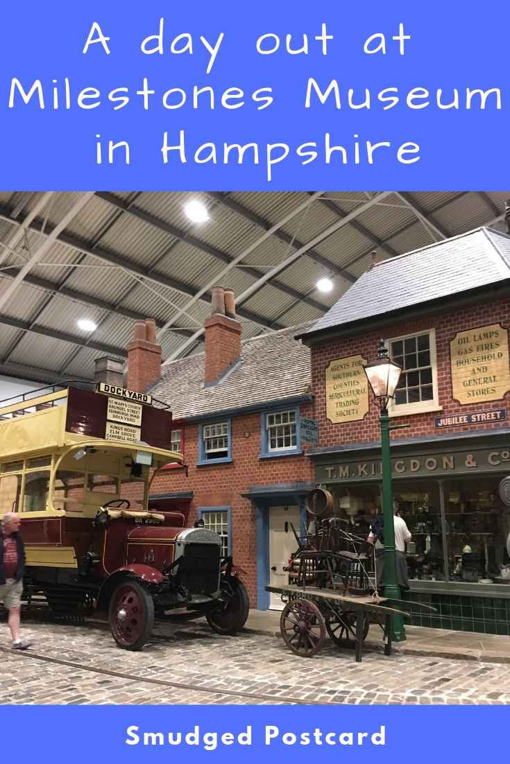 Visiting Milestones Museum in Hampshire