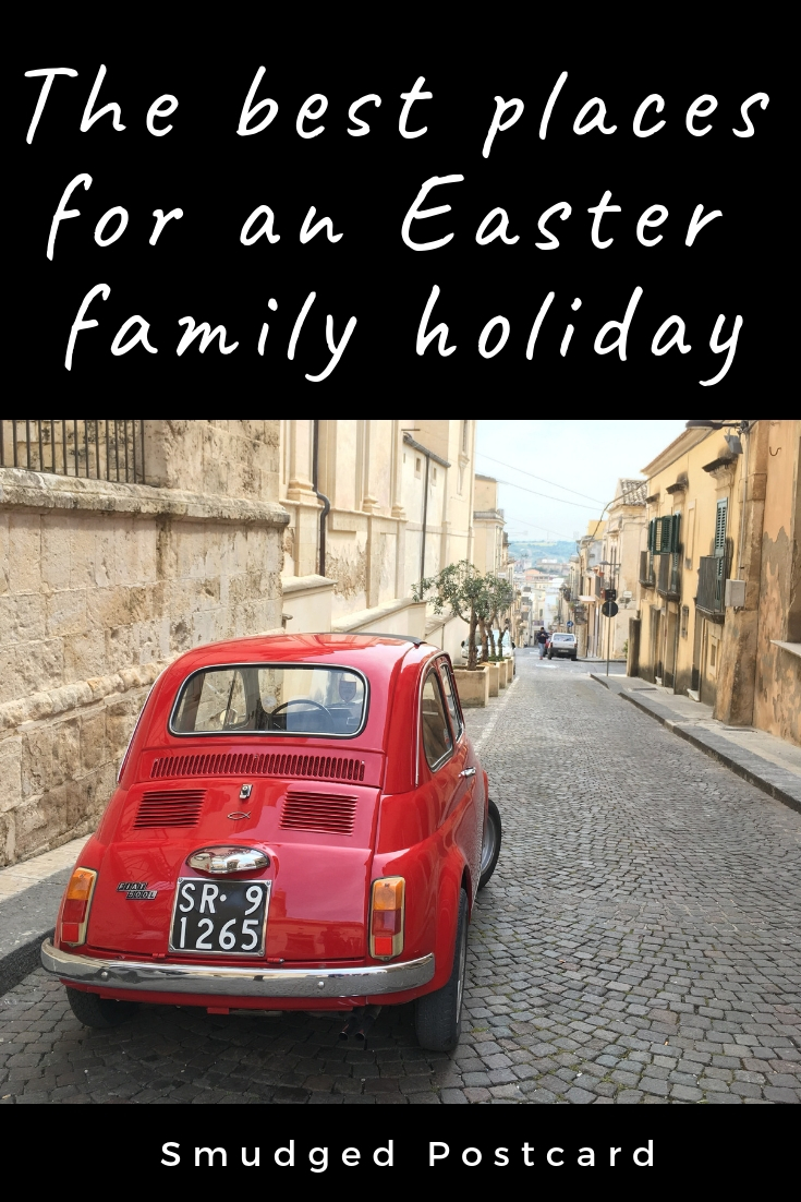 The best places in Europe for a family Easter holiday