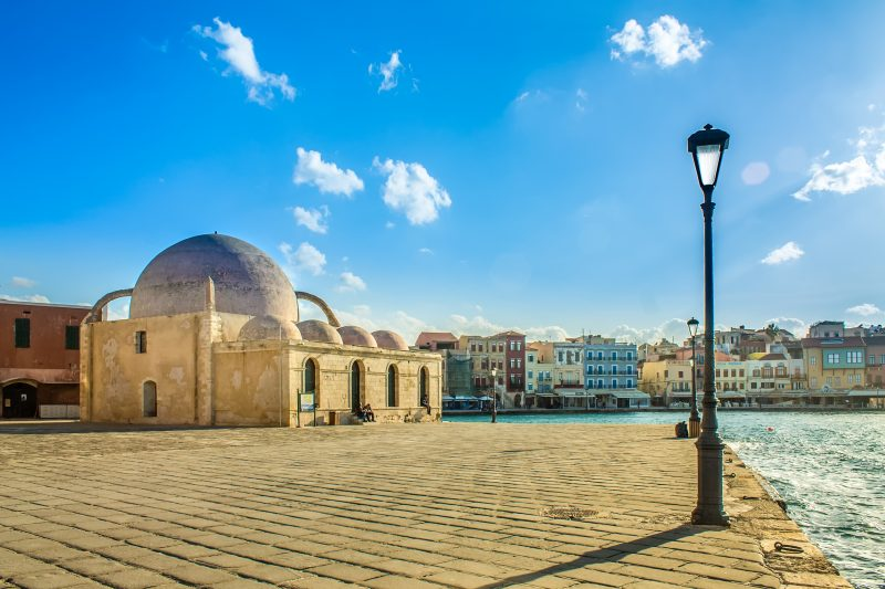 Chania Easter family holiday