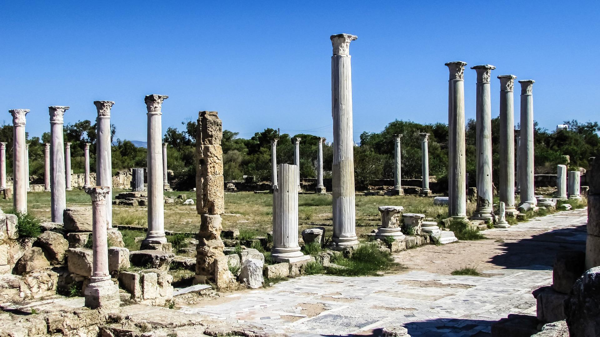Salamis Cyprus