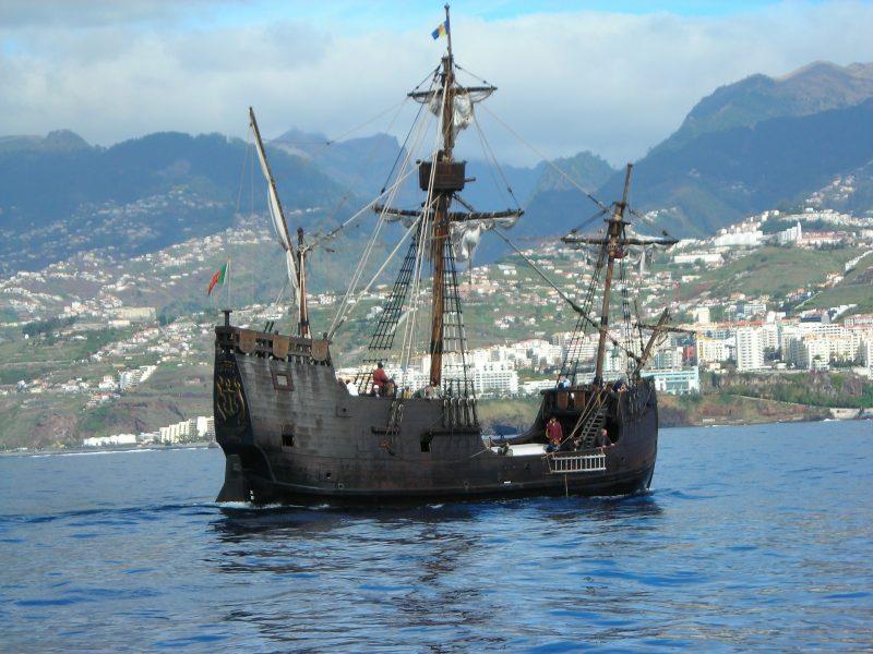 Santa Maria de Colombo, Madeira