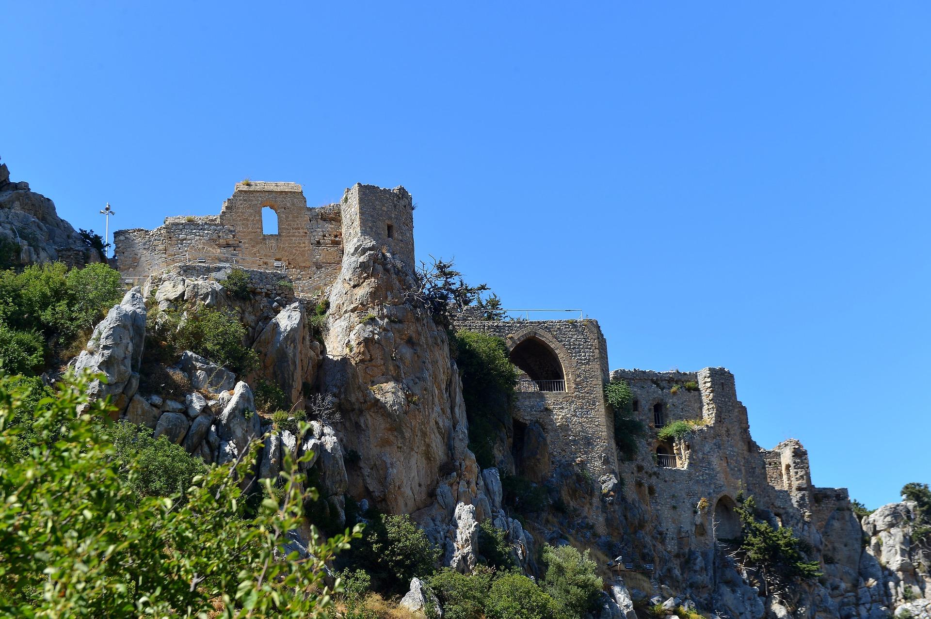 St Hilarion Cyprus
