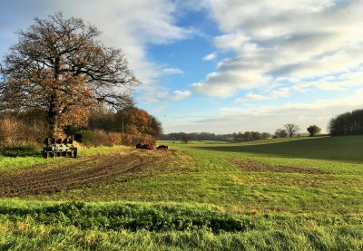 Farmland near Watton at Stone