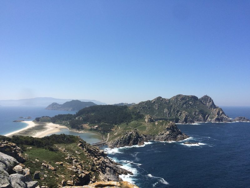 Cies Galicia Family summer beach holiday, off the beaten track holidays in spain