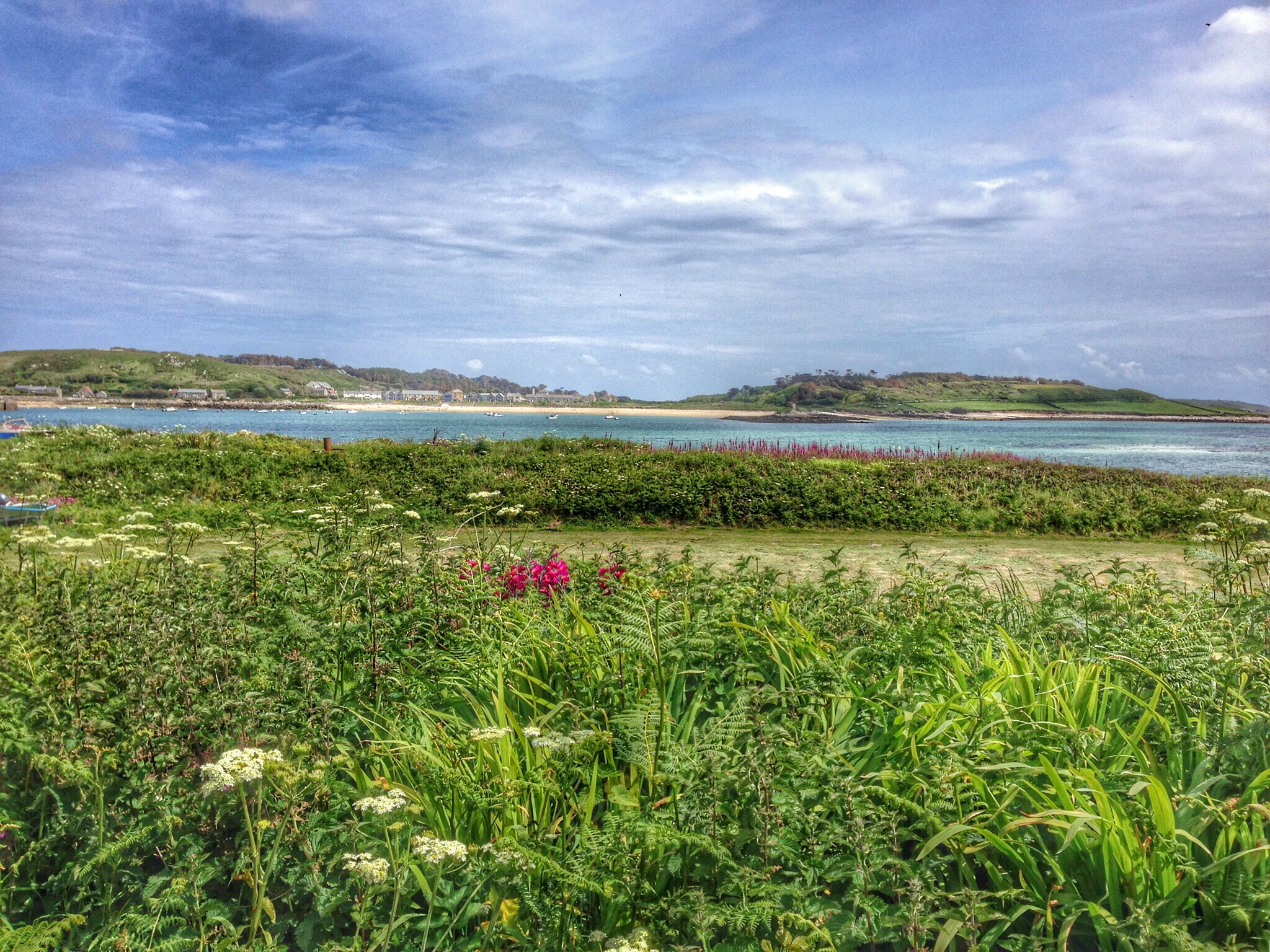 Isles of Scilly landscape