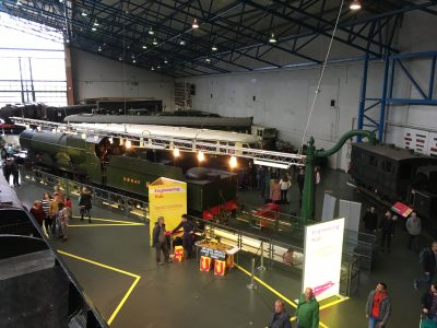 National Railways Museum in York