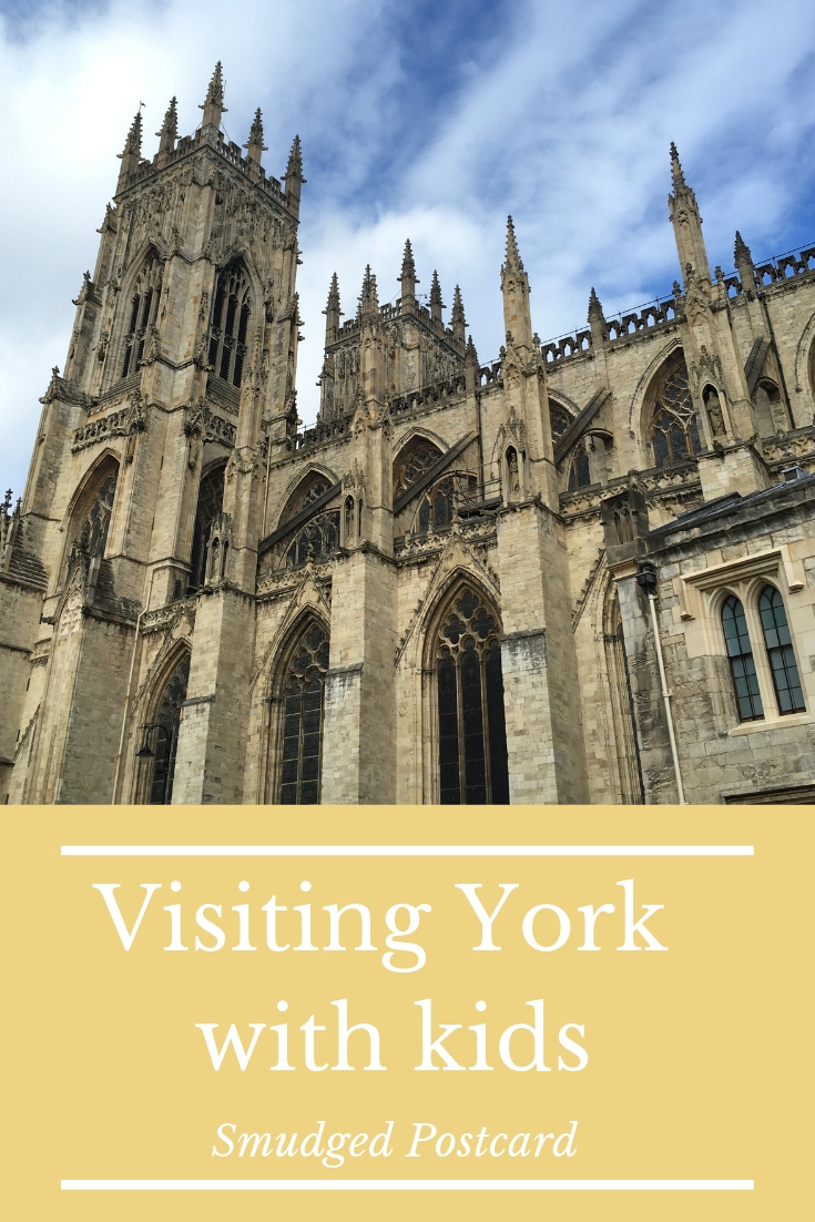 York city break with kids