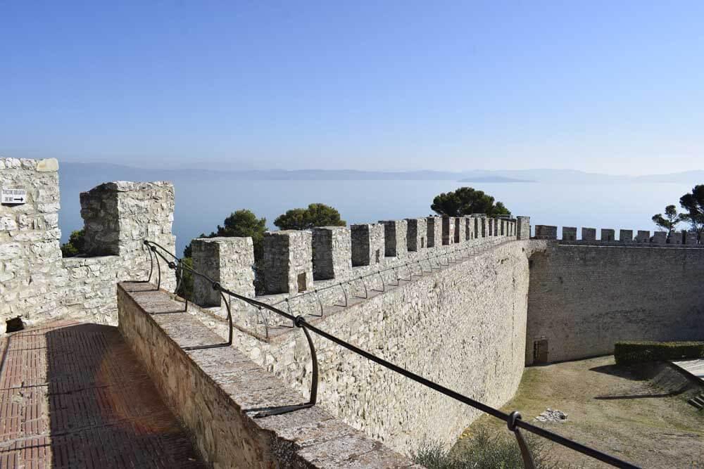 Castiglione del Lago Umbria Italy