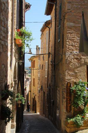 Spello Umbria Italy