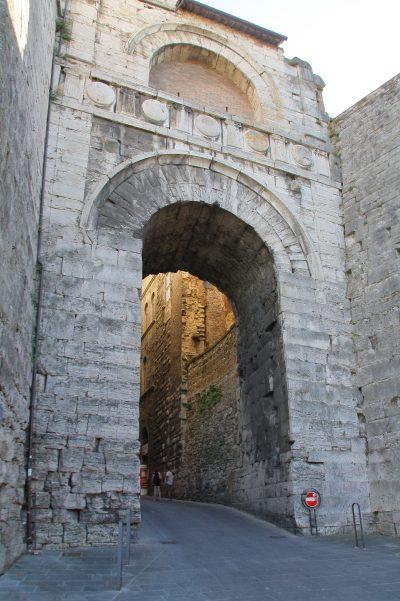 perugia etruscan arch