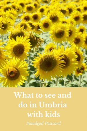 what to see and do in umbria with kids