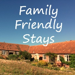 Coming soon: Family Friendly Stays, a new family travel blog link up