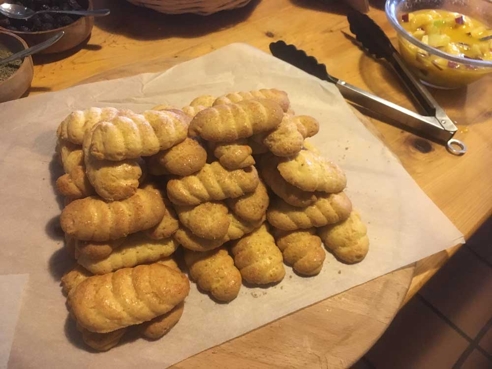 Easter biscuits Crete