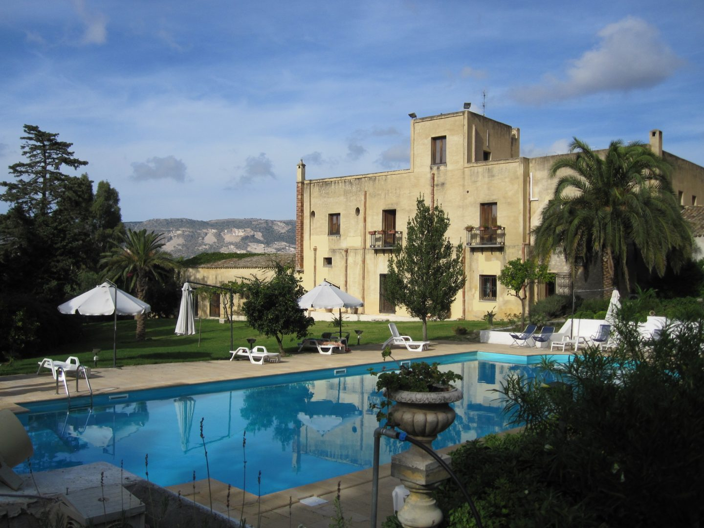 Baglio agriturismo in western Sicily, beaches of Sicily