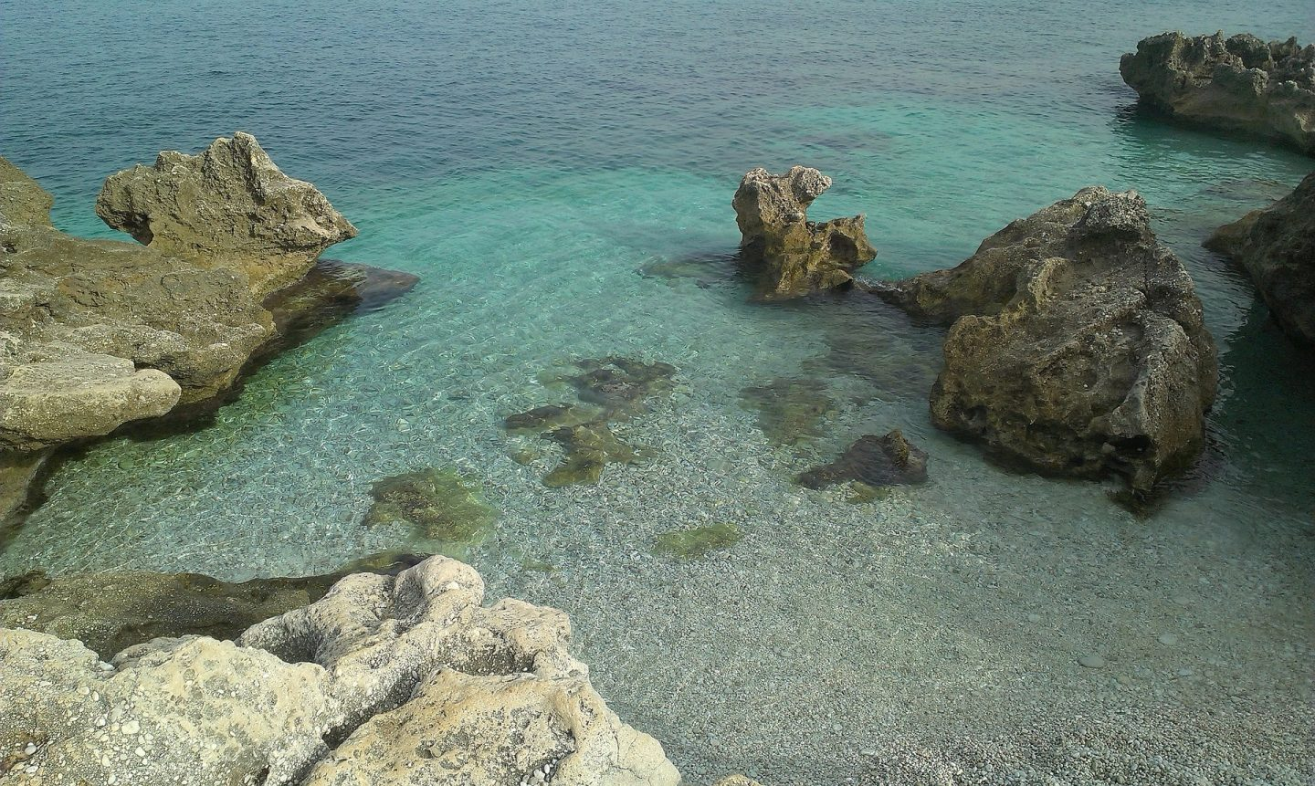 Zingaro Nature Reserve, beaches in Sicily