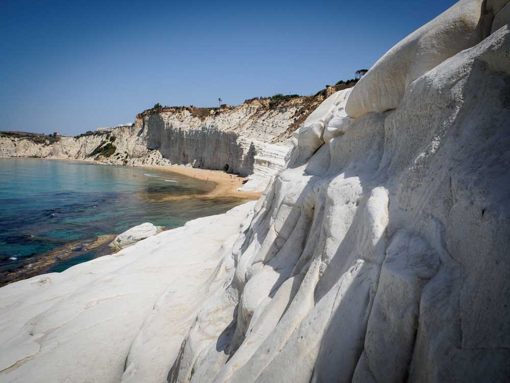 Scala dei Turchi Sicily best beaches