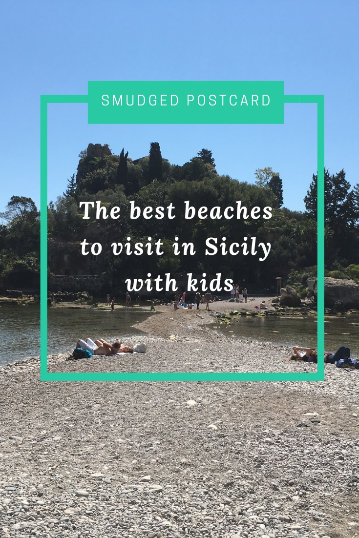 best beaches to visit in Sicily with kids