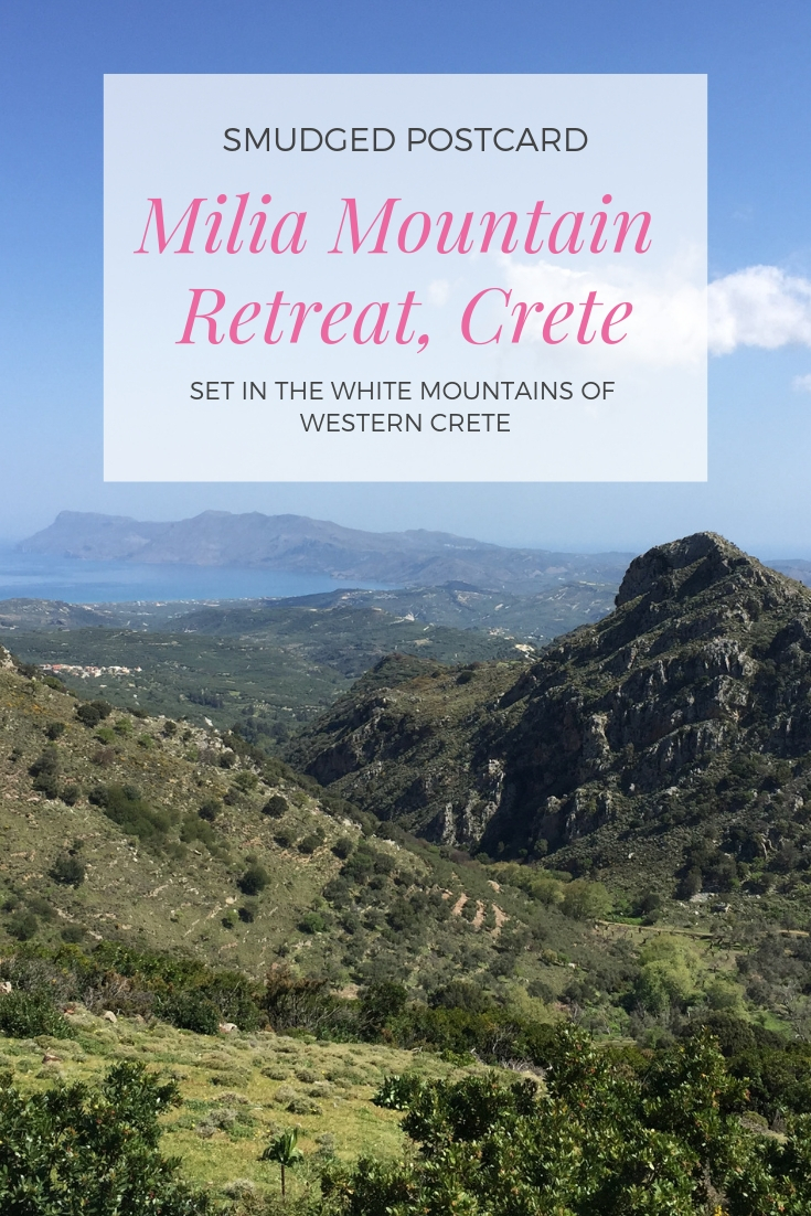 milia mountain retreat crete