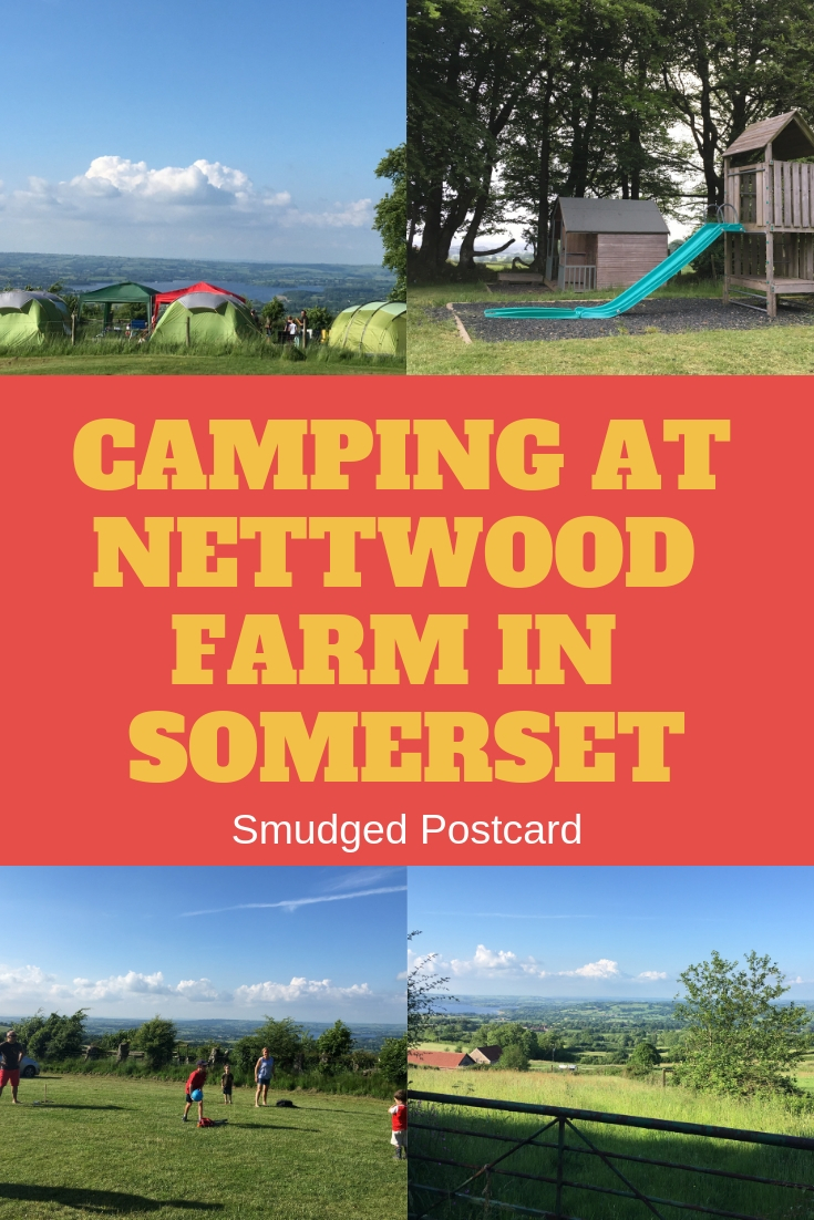 camping nettwood farm somerset