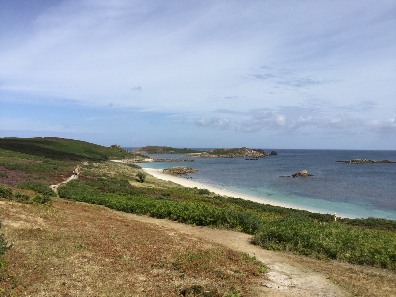 Isles of Scilly family holiday guide